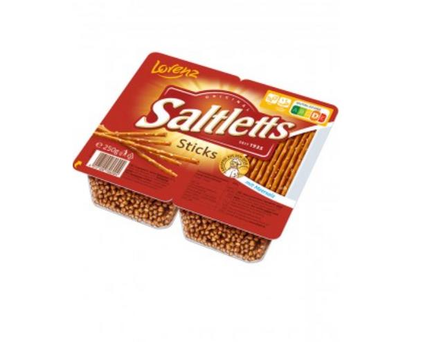 Saltletts Seasalt Preztels 8.80oz