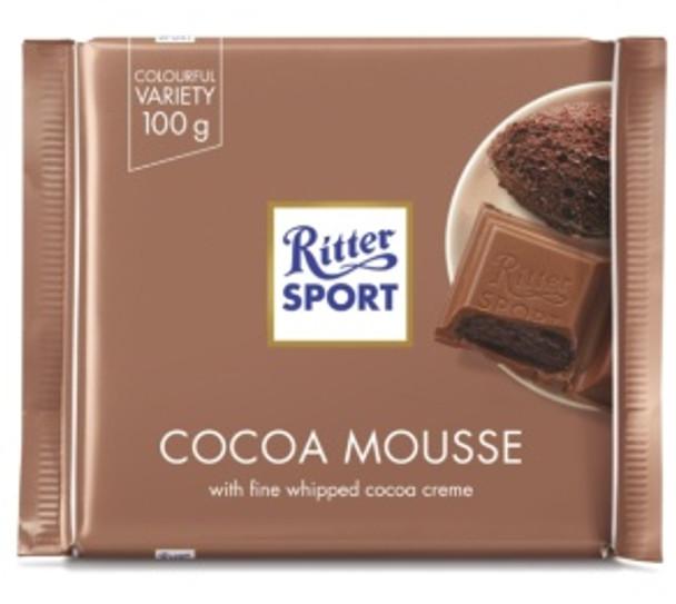 Ritter Sport Kakao-Mousse 3.5oz (100g)