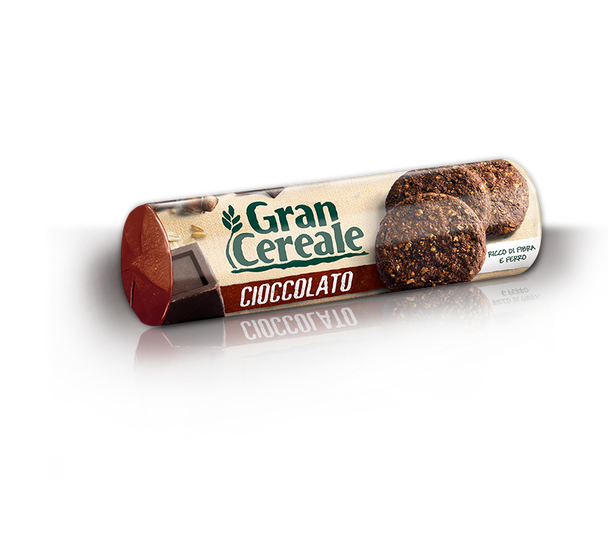 Gran Cereale Chocolate Biscuit 230g