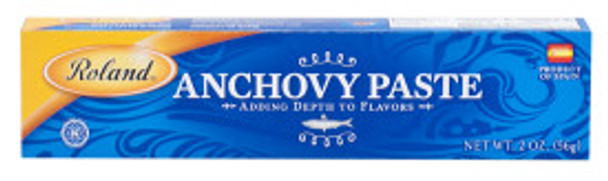 Roland Anchovy Paste 2oz. (56g)
