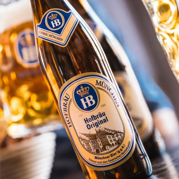 Hofbrau Original Beer 11.2 Fl. Oz.