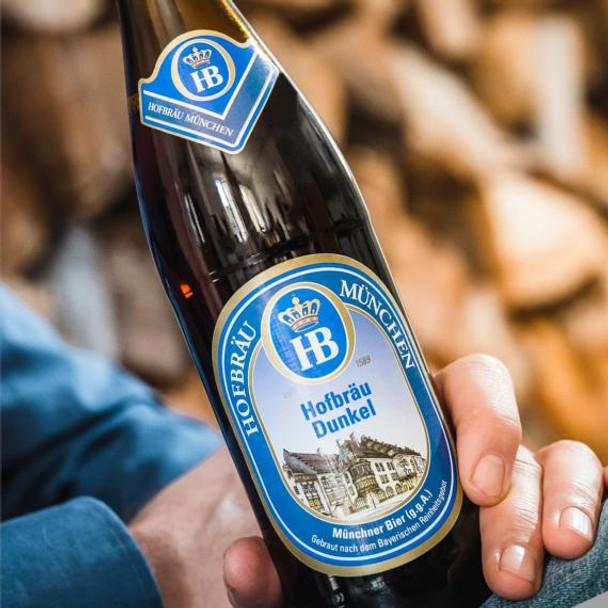 Hofbrau Dunkel Beer 11.2 Fl. Oz.