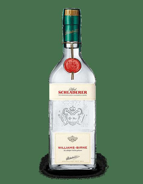 Schladerer Black Forest Williams-Birne Brandy 750ml
