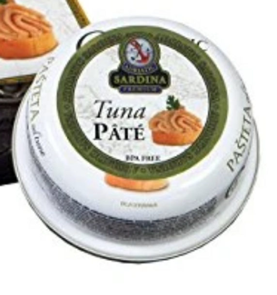 Adriatic Sardina Canned Tuna Pate 95g