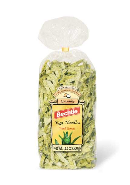 Bechtle Wild Garlic Egg Noodles 12.3oz (350g)