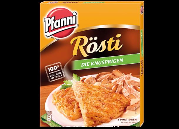 Pfanni Rosti Die Knusprigen  14oz (400g)