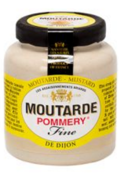 Briards Pommery Dijon Moutarde Pommery 3.5oz. (100g)