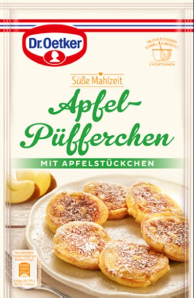 Dr. Oetker Apfel-Pufferchen 152g