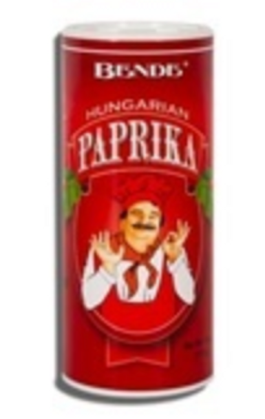 Bende Hungarian Paprika Hot 6 oz.