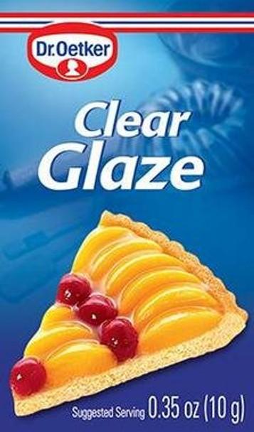 Dr. Oetker Clear Glaze 2x.35oz