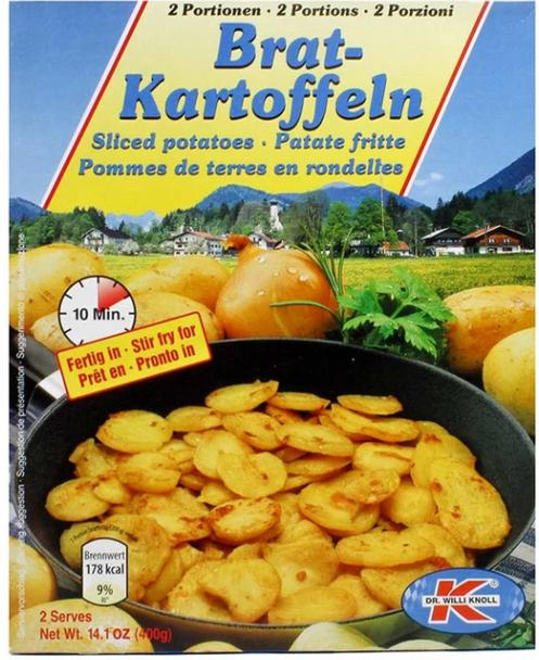 Dr. Knoll Brat-Kartoffeln 14.1oz.