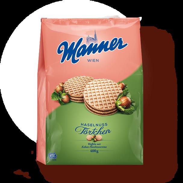 Manner Hazelnut Tartlets
