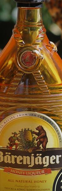 Barenjager Honey Liqueur 50ml