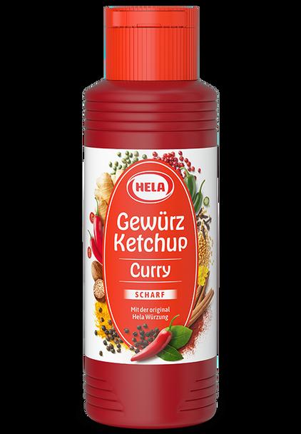 Hela Curry Gerwurz Ketchup 300ml