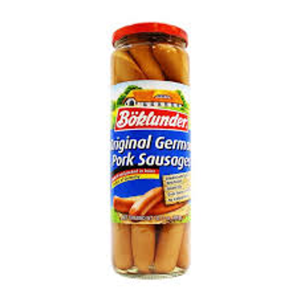 Boklunder Original German Pork Sausages