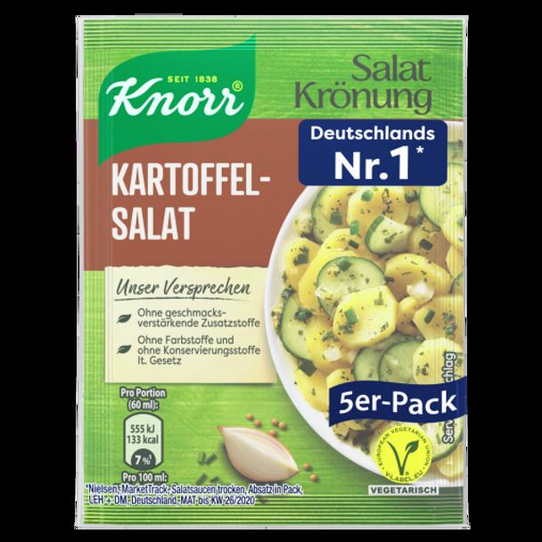 Knorr Salat Kronung Kartoffelsalat (5 pack)