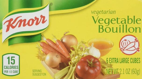 Knorr Vegetable Bouillon 60g