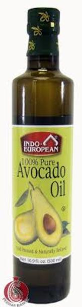 Avocado Oil 100% Pure Indo - European 17oz