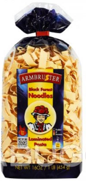 Armbruster Black Forest Noodles(454g)