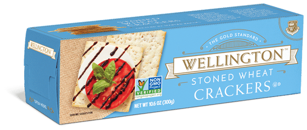 Wellington Stoned Wheat Crackers 300g