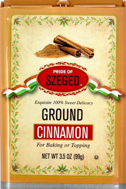 Pride Of Szeged Ground Cinnamon 99g