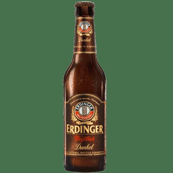 Erdinger Dunkel Beer 5.3% alc. 11.2 floz
