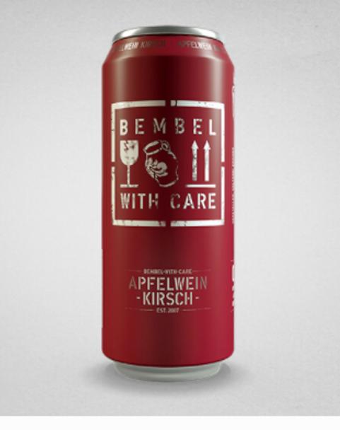 Bembel Apfelwein -Kirsch- Can 4.2% alc. 16.9 floz