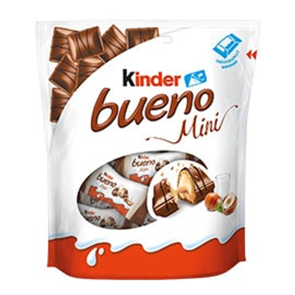 Kinder bueno Mini 3.8oz (108g)