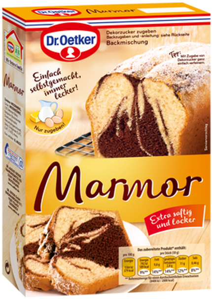 Dr. Oetker Manmor Cake Mix 14oz (400g)