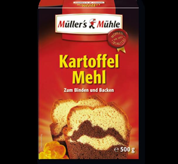 Muellers Muehle Kartoffel Mehl 500g