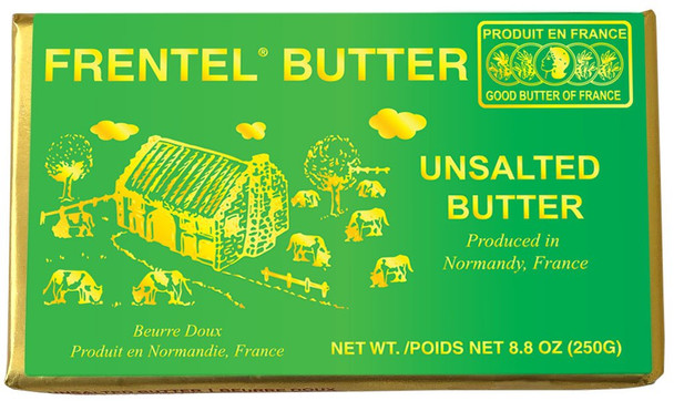 Frentel Unsalted Butter 8.8oz (250g)