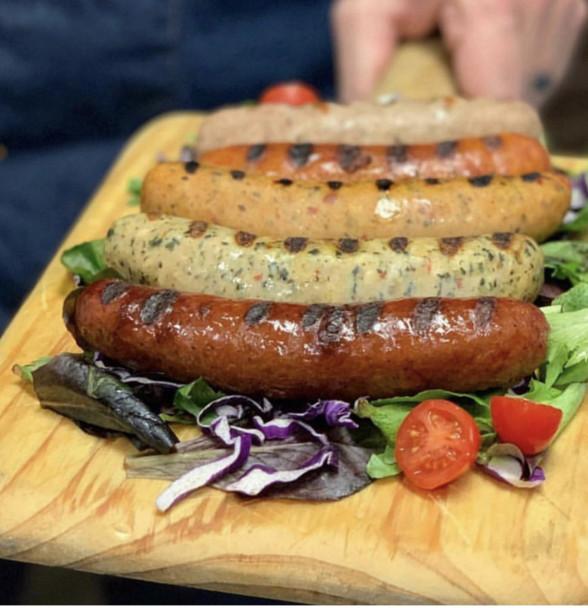GermanDeli Sausage Sampler 15 Pack