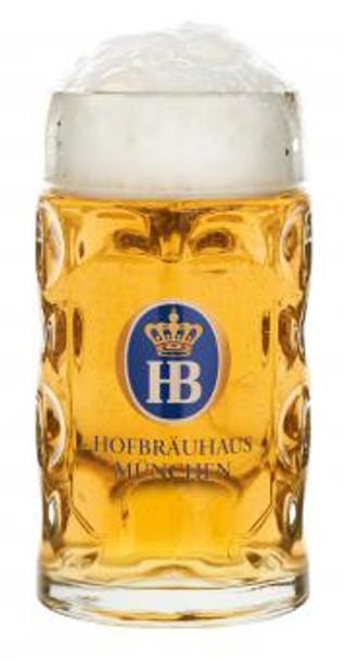 HB Beer Glass Mug .5 L