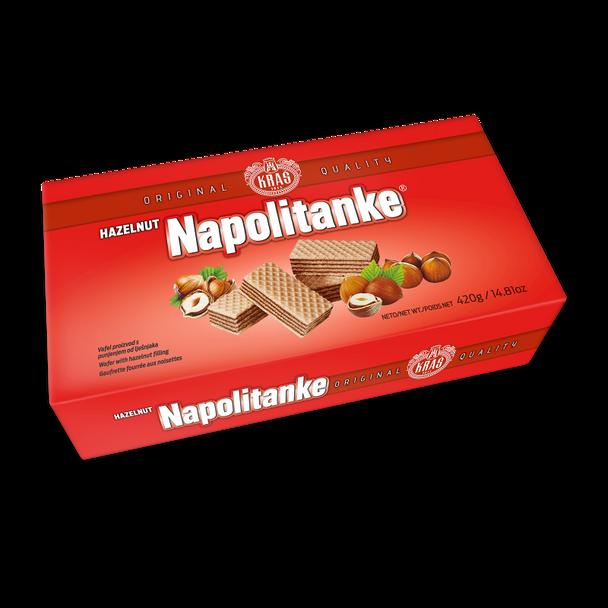 Napolitanke Hazelnut Wafers 330g