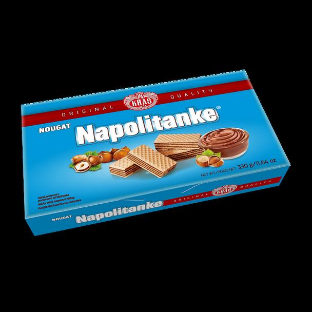 Napolitanke Nougat Wafers 330g