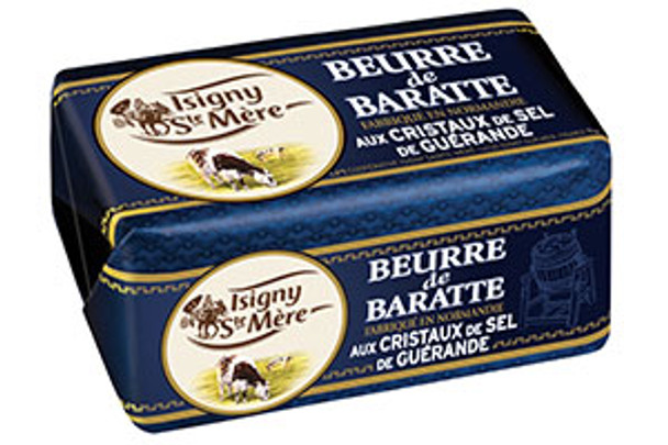 Isigny Sainte-Mère PDO Isigny Salted Butter 250g