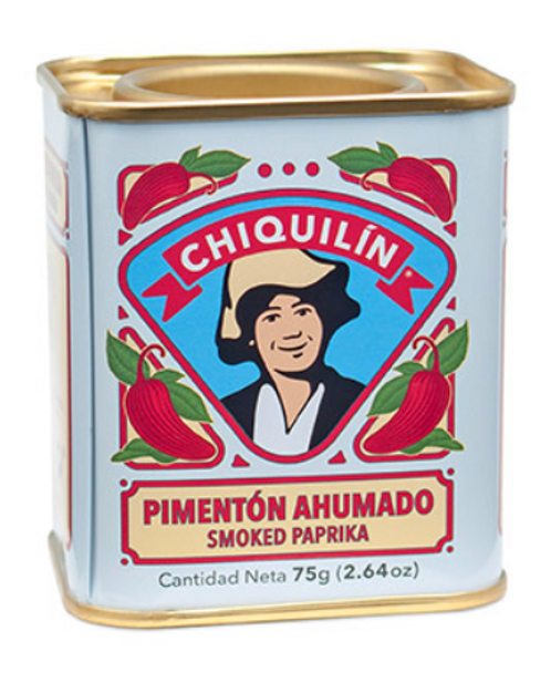 Chiquilin Smoked Paprika 75g