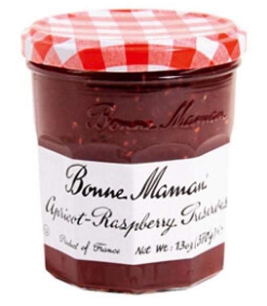 Bonne Maman Apricot Raspberry Preserves 13oz (370g)