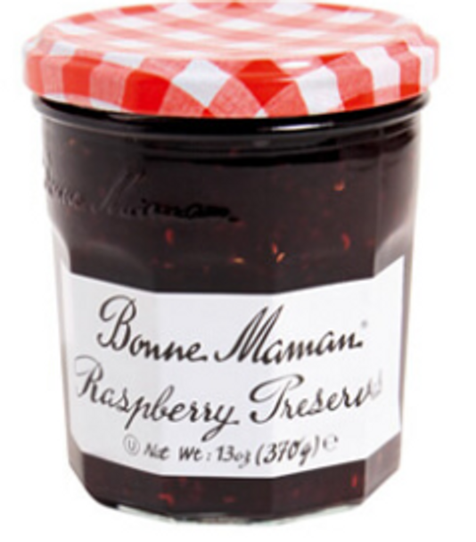 Bonne Maman Raspberry Preserves 13oz (370g)