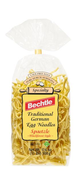 Bechtle Egg Noodles Spaetzle Blackforest Style17.6oz (500g)