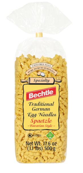 Bechtle Egg Noodles Spaetzle Bavarian Style 17.6oz (500g)