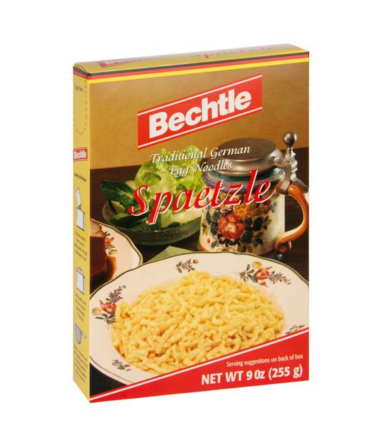 Bechtle Egg Noodles Spaetzle Home Style Box  9oz (255g)