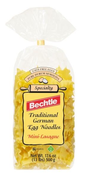 Bechtle Egg Noodles Mini-Lasagne 17.6oz (500g)