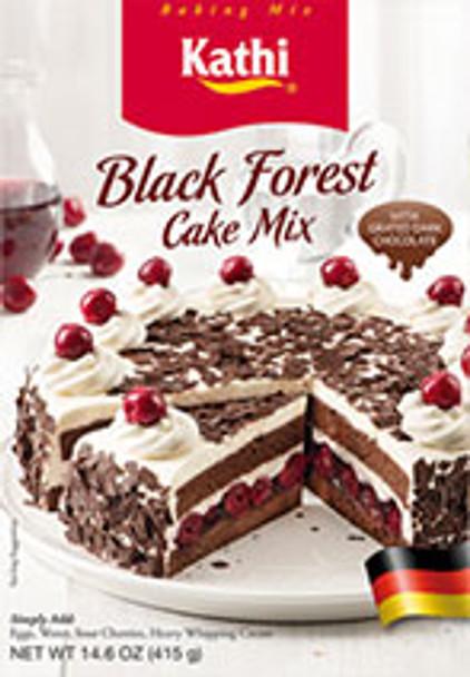 Kathi Black Forest Cake Mix 14.6oz (415g)