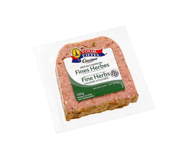 Tour Eiffel Perigord Pork Pate w/ TRuffles  5oz