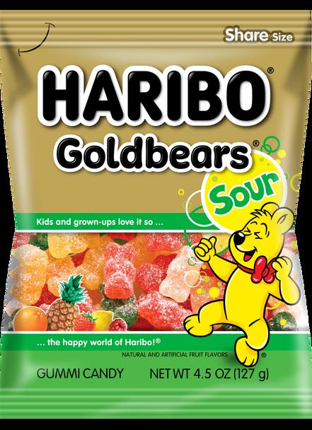 Haribo Goldbaren Sour 200g