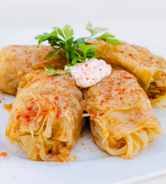 Mama Rita's Hungarian Stuffed Cabbage Rolls (per roll)