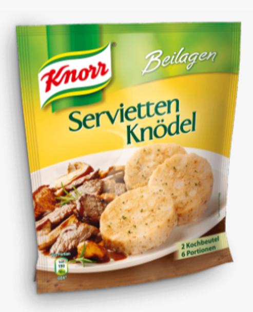 Knorr Servietten Knodel 250g