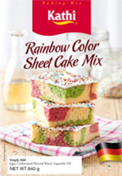 Kathi Rainbow Cake Mix