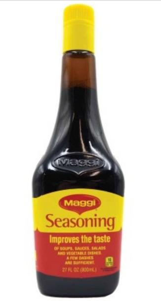 Maggi Seasoning 27 fl. Oz. (800ml)